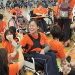ふれあいの広場スポーツ大会にみんなで参加しました!